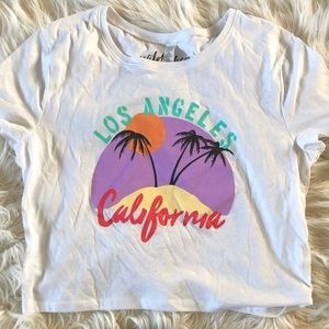 Cali Crop Top